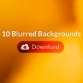 10 Blurred Backgrounds For Web APP Design