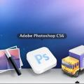 Adobe photoshop cs6 icon PSD