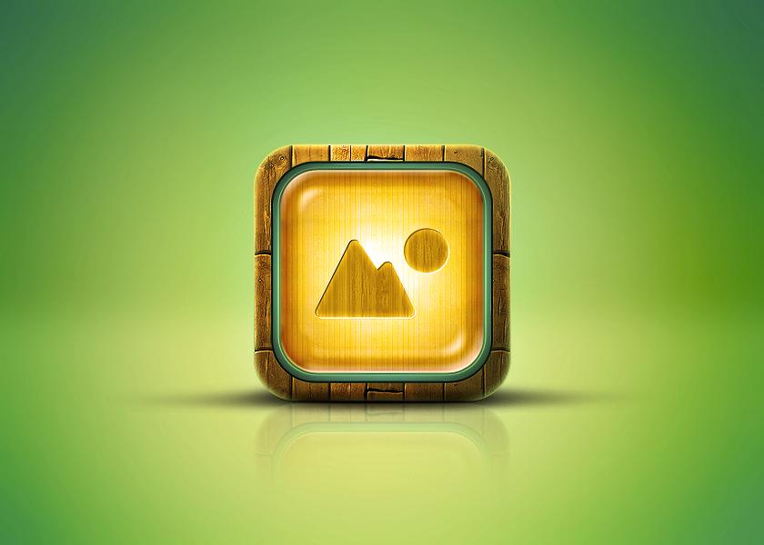 App Icon Design PSD