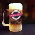Beer Logo Mock up PSD