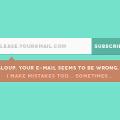 Clean Newsletter PSD