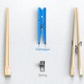 Clothespin Chopstick PSD