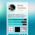 Designer Profile Widget
