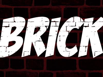 Free Brick Wall Texture PSD