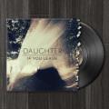 Free PSD-Vinyl Record Cover Art Mockup