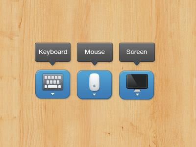 PSD - Apple Hardware Icon