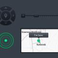 PSD-Map Control UI