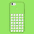 PSD-iPhone 5C Green Case