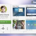 Path Profile Widget UI PSD