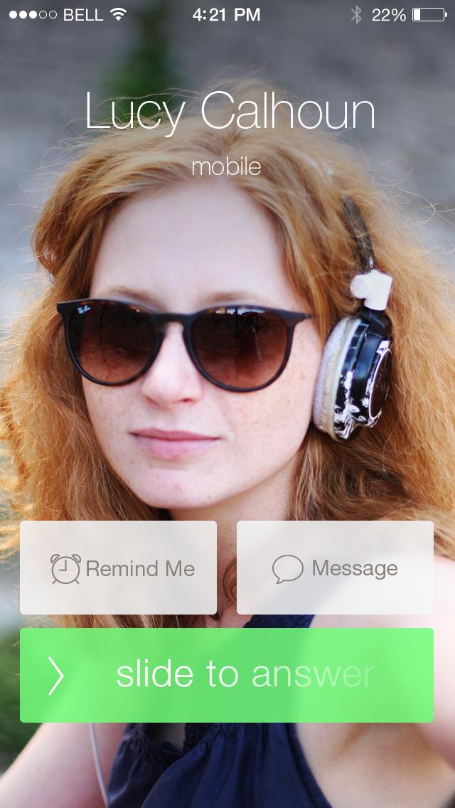 Phone PSD