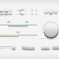 Premium UI Elements PSD