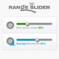 Range Slider PSD