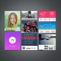 User Interface Kit PSD