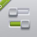 iPad iPhone Buttons UI Design