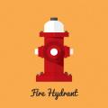Fire Hydrant Photoshp PSD
