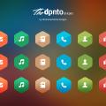 Free Flat UI Icons PSD