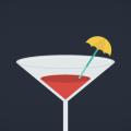 Martini icon Vector PSD