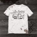 Buddy T-shirt Design Template Vector AI Print illustrator