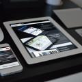 Free PSD iPad iPhone Portfolio Template