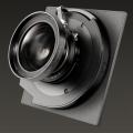 3D Camera PSD Download