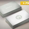Business Card PSD Mockup Freebie