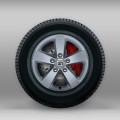 Free Car Tyre Icon PSD