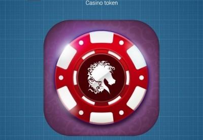Free Casino Token, Casino Chip PSD Download