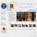 Free School Website Template PSD Download