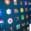 Free Flat Icons Set – Vol 2
