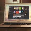 Soundcloud App UI Concept PSD