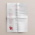 CV Design Free Resume template PSD – vol.4