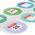 Calendar Icons Set PSD