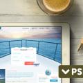 Sailor-Free-PSD-Theme-boat-sea-sailing
