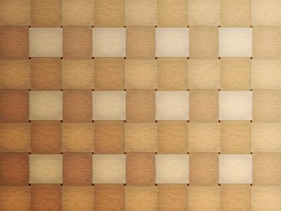 Vector Texture Woven Wood Pattern (Seamless)