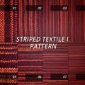 Free Striped Textile Pattern