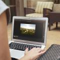 MacBook Air Mockup PSD Template Vol #1