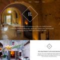 PSD Template For Resort, Hotel or Bed & Breakfast Website