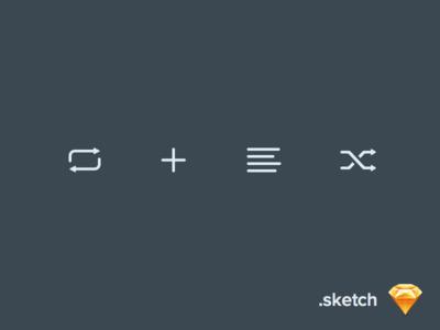 Player Glyphs Sketch Freebie