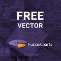 Free 3D Vector Fusion Charts