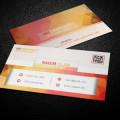 Modern Business Card PSD Free Download