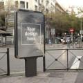Outdoor Advertising PSD Mockup