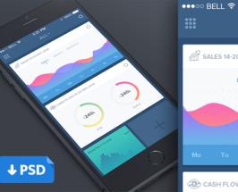 Dashboard PSD