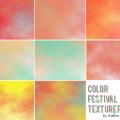 Freebie Color Festival Texture Pack (8 PNG)