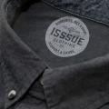 Freebie Shirt Label PSD Mockup