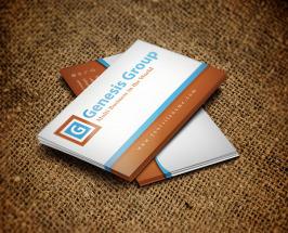 Genesis Corporate Business Card Template